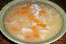 Soups / by Judy Prather