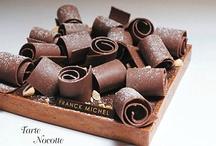 Art chocolate design