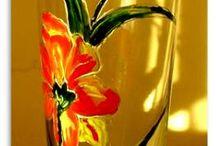 Dipinti sul vetro