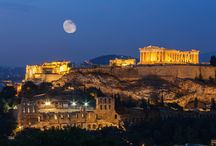 Athens / The most impressive and populous city, the capital of Greece and one of the oldest cities in the world. Athens is the most interesting journey the most demanding modern traveler can experience.