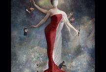 Art Inspiration / by Sezin Zuzu Koehler