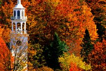 New England / Beautiful New Hampshire, Vermont, Maine, Connecticut, Rhode Island and Massachusetts.