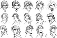 Disney/Don Bluth-style Illustrations / Illustration inspiration by Andy Heather