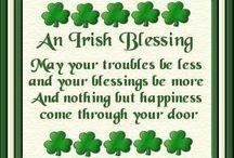 st Patrick's day and Ireland / by Pamela Mauldin