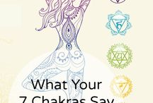 What your7 chakras say