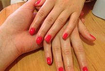 Мои работы! My works! Manicure by me:) / Manicure by myself:)