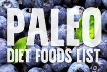 Caveman Diet / Paleo diet food and recipes