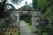 Castles & Manors / Collection of castles, stately manors, quaint cottages and cozy gardens.