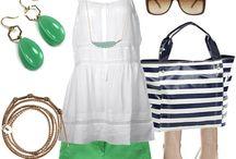 summer style / by kristen mitchener mcllarky
