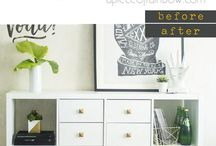 IKEA and furniture hacks