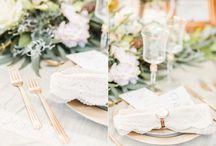 Springtime Manor Wedding Inspiration