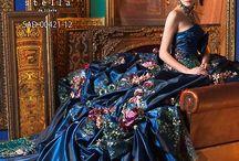 美しいドレス (Beautiful dress)