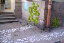 Our work - Moss Graffiti