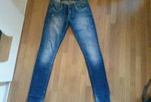 dressing jeans