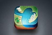 apps/mobile designs / by Juan Manuel Zarza