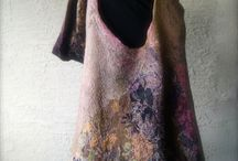 FELTED CLOTHES