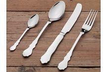 Silver ware ~ Evőeszközök