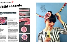 04 - Accessoires cheveux / by Chocolate & Wedding