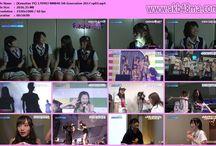 Theater, 1080P, 2017, NMB48, TV-Variety, 研究生密着