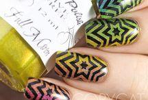 Decoracion de Unas / Ejemplos, muestras, diseños e inspiración para la decoración de uñas. / by Infinity Blogs