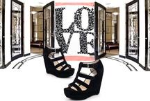 Shoe la la! / by Melissa Whalen