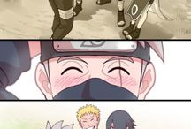 NS: Team 7 / This is collection of Team 7 Kakashi
