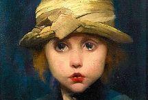 Портреты детей   Portraits of children