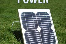 DIY Solar Power Projects  / by Kerri Cagle
