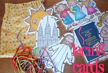 Church - misc / Games, lessons, FHE ideas, coloring pages