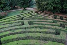 LABIRYNTH / LABYRINTH - MAGICAL PLACE, MYSTERIOUS, FULL OF SURPRISES, SOMETIMES TERRIBLE OR USED FOR FUN, HAS ITS PLACE IN RELIGION AND MY HEART ...