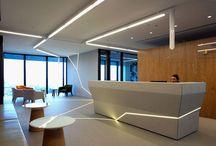 Office, Reception n Lobby
