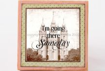 LDS Temple Projects / by Poppy Seed Projects {Poppy Seed Projects.com}