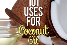 Coconut Oil / by Patti McAvoy