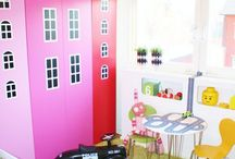 Big girl bedroom ideas / by Danielle Wasson