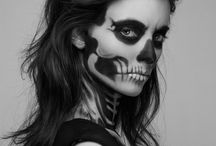 Halloween Make-up / Make-up Inspiration for halloween