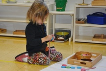Metropolitan Montessori School Materials / Metropolitan Montessori School uses traditional Montessori materials as well as contemporary objects and tools to help children experience concepts, teach skills, develop focus, become aware of their senses, and develop physical dexterity and coordination. / by Metropolitan Montessori School