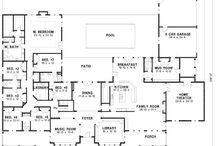 Grundrisse - Einfamilienhaus