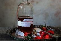 Domaci likeri, ekstrakti, sirupi.... / by Mitrovic Dragica