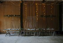 Wedding Reception / Wedding Decor