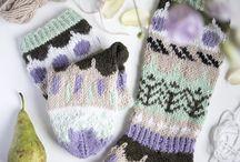 Woolly socks ❤️ / Villasukkia