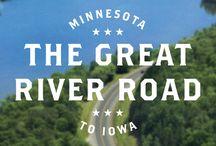 Iowa // Travel & Vacation Guide & Ideas