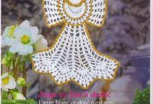 Angels in Crochet / by Jacqueline Daniels