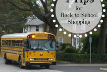 Back to school / Back to school ideas a d preparation.