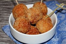 Croquettes ect