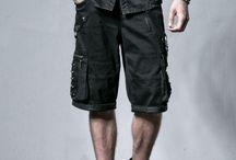 Gothic Pants for Men