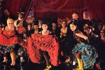 French Boudoir/Moulin Rouge ideas