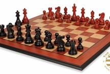 Wood Chess Set Packages / Wood Chess Sets and Boards