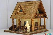 HandMadeZone.ro - Handmade Paper Basket