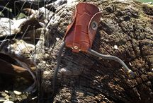 """Кожаные сюжеты / На этой доске фото, героем которых стали кожаные изделия мастерской """"Белый ясень"""".  #действие #природа #тиснение #сюжет #кожа"""