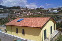 Casa in legno a Sanremo (IM)